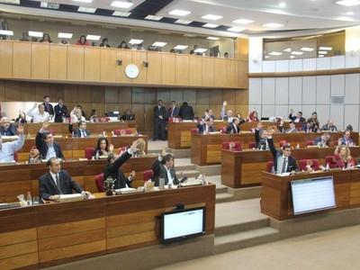 Senado aprueba que todas las declaraciones juradas sean públicas