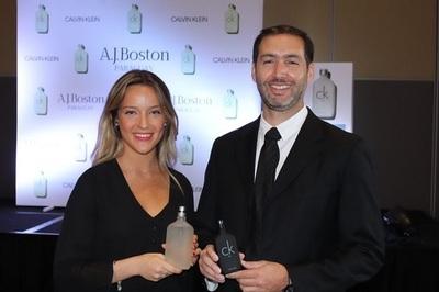 Calvin Klein designa a AJ Boston como su nuevo distribuidor en Paraguay