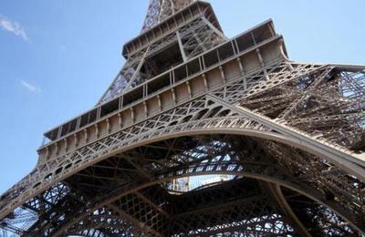 Cerraron la Torre Eiffel a raíz de la masiva huelga que tiene paralizada a Francia