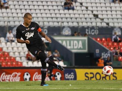 Da Silva, campeón con Libertad en las dos finales