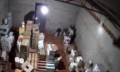 Otro caso de robo de insecticidas en el norte del Alto Paraná