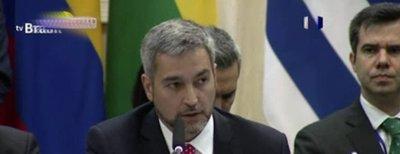 Paraguay asume la presidencia pro tempore del MERCOSUR