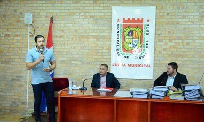 Concejales zacariistas vieron la «luz» y se alían a Prieto