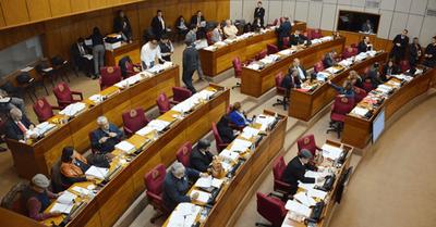 El presupuesto 2020 fue aprobado en el Senado