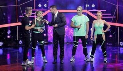 """Dejando atrás las peleas: Marilina y """"El Churero"""" bailaron juntos"""