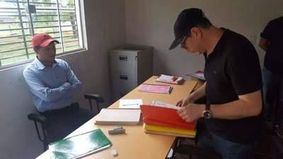 Fiscalía allana Municipalidad de Azote'y