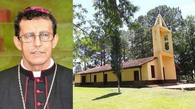 Tambory; Mons. Pedro Collar oficiará misa de hoy