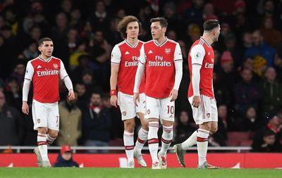 El Arsenal sigue en caída libre en la Premier