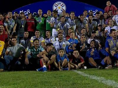 Deportivo Capiatá se queda con el tercer lugar de la Copa Paraguay