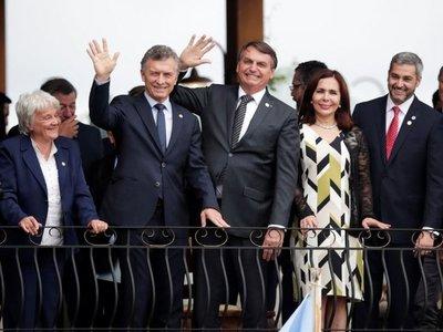 """Mercosur rechaza  los """"retrocesos ideológicos"""" y proteccionismos"""