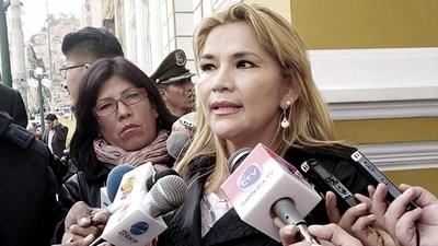 Áñez no será candidata presidencial en las elecciones de Bolivia del año próximo