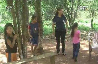 Un día con la comunidad Avá Guaraní de Caaguazú