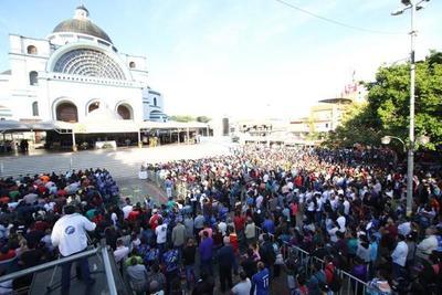Caacupé: Arzobispo abogó por la dignificación de todos los paraguayos