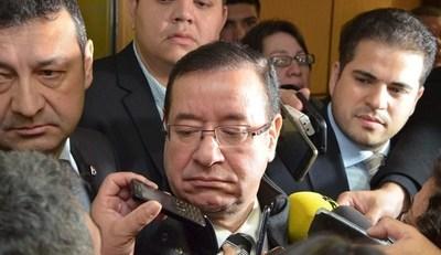 Cuevas tiene miedo de que le pase lo mismo que a Quintana y se ordene su prisión preventiva