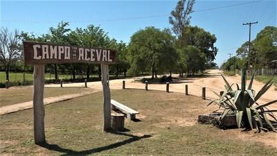 Piden que proyecto de distritación de Campo Aceval sea analizada