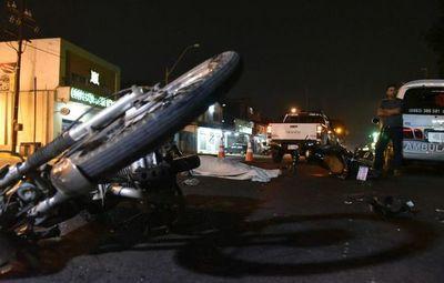 Víctimas de accidentes en Paraguay son tres veces más que en Europa