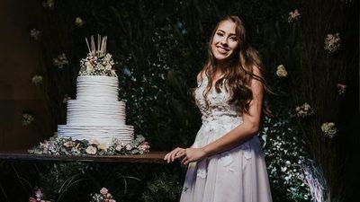 María Paz cumplió 15 años