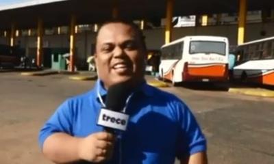 """Mortero Bala: """"No puedo quejarme de Telefuturo"""""""
