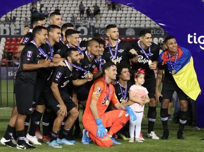 La campaña del Gumarelo en la Copa Paraguay 2019