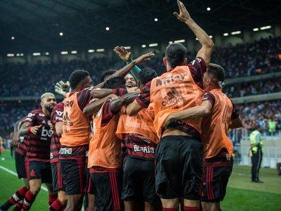Flamengo se despide de sus hinchas con goleada antes del Mundial de Clubes