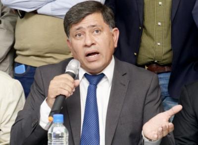 Juez otorga libertad ambulatoria a intendente de Lambaré