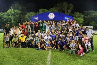 Capiatá logra el tercer puesto en la Copa Paraguay