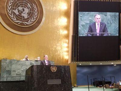 NN.UU pide a la comunidad internacional apoyar a los países sin litoral marítimo