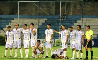 HOY / La permanencia es la prioridad en Deportivo Capiatá