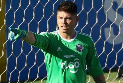 Alfredo Aguilar nominado en la Libertadores