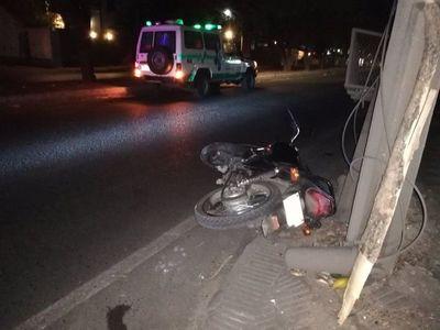 """Accidentes en motocicletas: """"La peor epidemia, mata más gente que el dengue"""""""