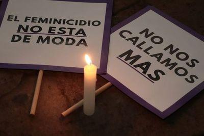 Hasta noviembre, 33 paraguayas fueron víctimas de feminicidio