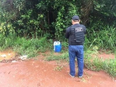 Principal sospechoso de asesinato de adolescente se entregó a las autoridades