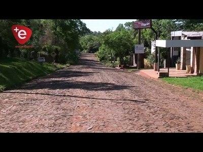 40 CUADRAS DE EMPEDRADOS EN ENCARNACIÓN