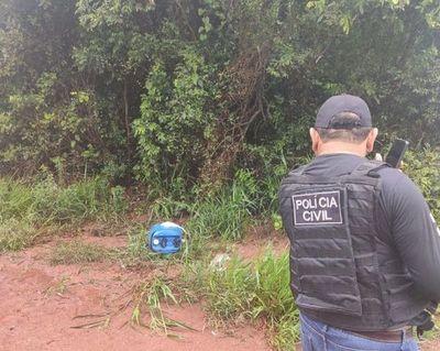 Adolescente encontrado ayer en Ponta Porã fue ejecutado