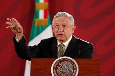 Presidente mexicano niega confrontación con Trump pese a polémica de carteles