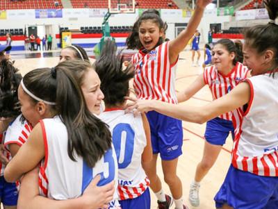 La consagración de Paraguay en básquet femenino