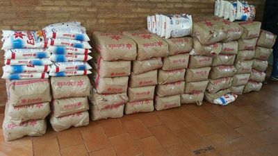Ordenan liberar 485 mil kilos de azúcar que serían de contrabando