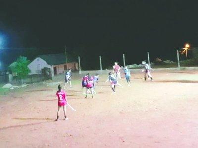 El hockey rally es furor en el Guairá