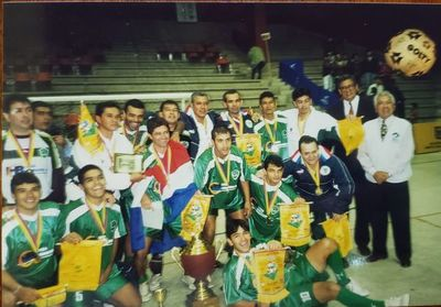 A 20 años de la consagración de Rubio Ñu como campeón mundial