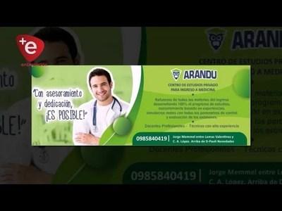 ARANDU CENTRO DE ESTUDIOS PARA INGRESO EN MEDICINA