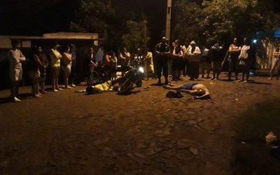 Hombre mata a su pareja y luego intenta suicidarse