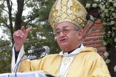 """Monseñor: """"La Fiscalía no se encarga de salvaguardar intereses del pueblo"""""""