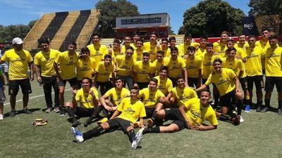 Sub 17: Guaraní, último campeón del torneo