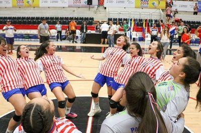 Paraguay de oro!!!