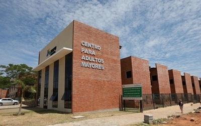 Centro de atención para adultos mayores beneficiará a unas 150 personas
