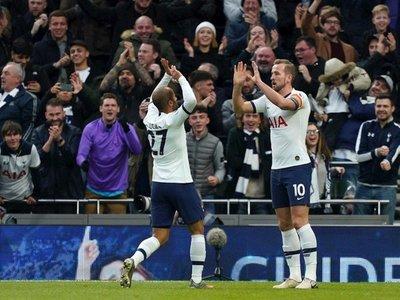 El Tottenham recupera la intensidad y aplasta al Burnley
