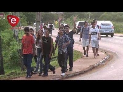 ITACUÁ: SALUD RECUERDA RECOMENDACIONES PARA PEREGRINANTES