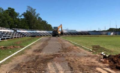 HOY / Estadio guaireño será similar al de Sol de América