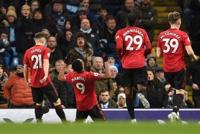Manchester es roja