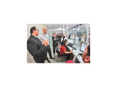 Con el San Pablo, 13 hospitales digitales